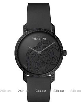 Женские черные часы Valentino VL41SBQ6709SS009